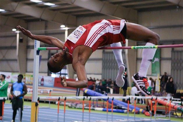 Recorde nacional de salto em altura foi batido - O Jogo