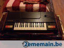 "Piano de la marque ""Antonelli Électronic Organ 2377"" - A vendre"