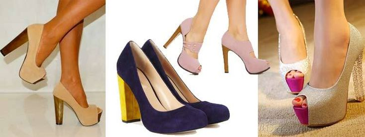 25 Types of Heels: The Ultimate Guide – Clickless® High Heel Protectors