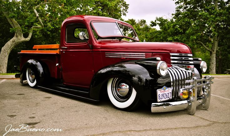 1947 Chevy...Brought to you by House of Insurance in Eugene, Oregon.