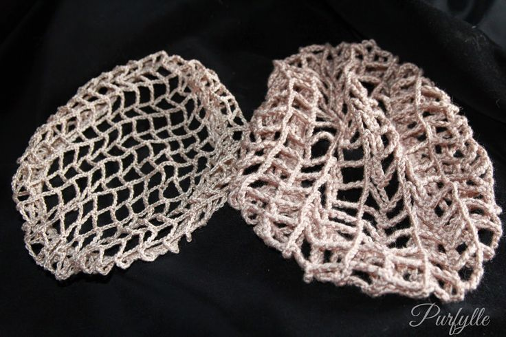 crochet vintage perky snood free pattern