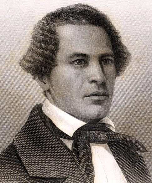 william wells brown the first black novelist Prolific author, orator and civil rights activist, william wells brown was a famous abolitionist and is known for being one of the first (if not the first) african americans to publish a novel.