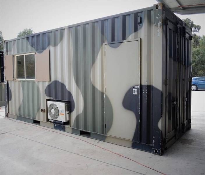 Premium Mobile Container 20 Ft Hi Cube Miscellaneous Goods Gumtree Australia Liverpool Ar Container House Container Architecture Storage Container Homes