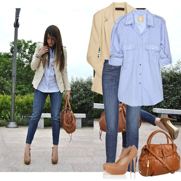 Street Style - Polyvore