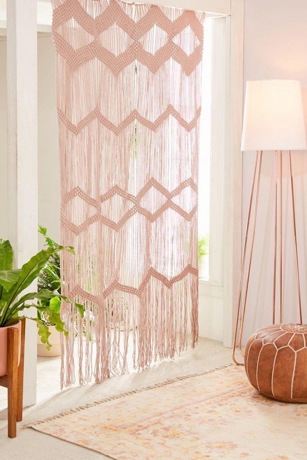 Meadowsweet Macrame Panel Bedroom Decor Bedroom Vintage Room Decor