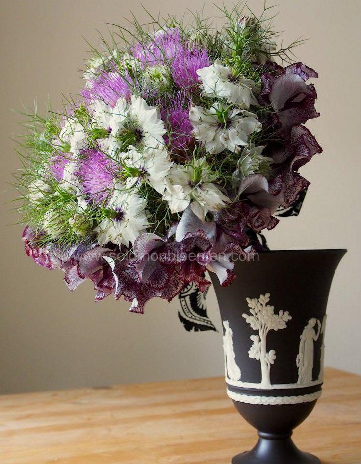 Solomon • Flower decorations, Flower arrangements