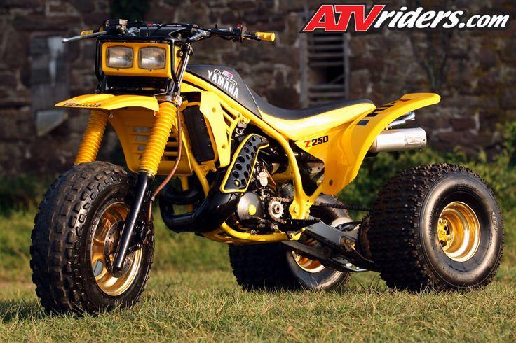 14 best yamaha tri z images on pinterest dirt biking for Yamaha four wheeler dealers