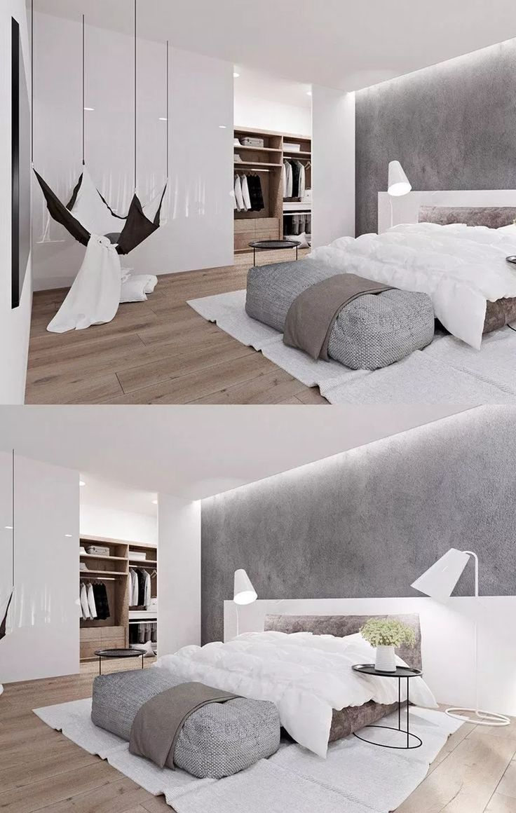 44 Latest Ideas For A Minimalist Modern Master Bedroom Minimalistmasterbedroom Bedroom Ideas In 2020 Luxurious Bedrooms Modern Master Bedroom Minimalist Bedroom