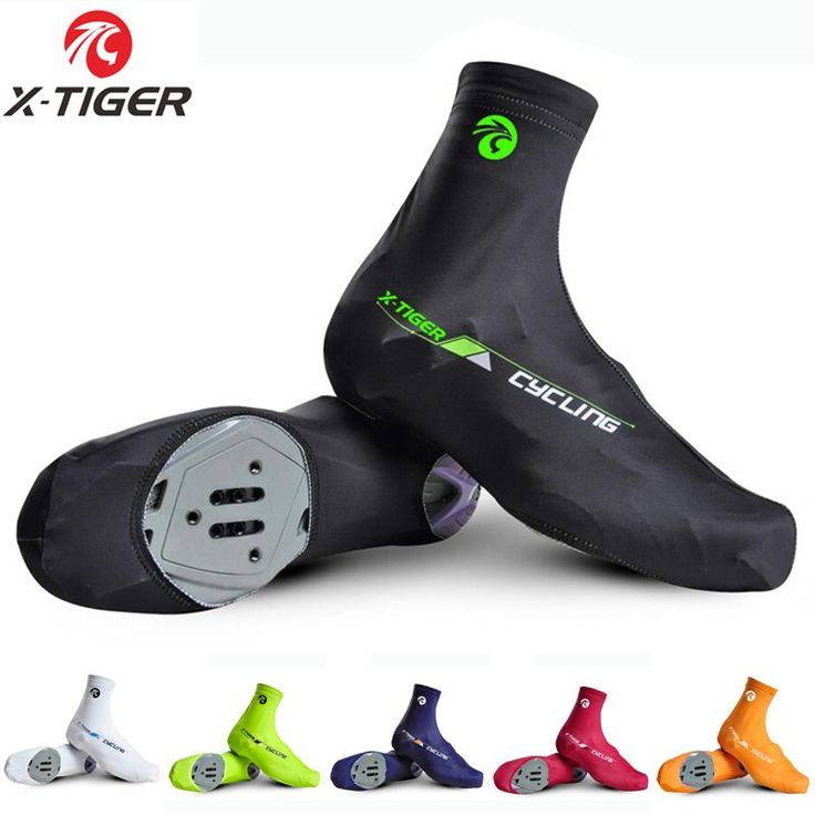 [Visit to Buy] X-TIGER Professional MTB Cycling Shoe Cover Quick Dry 100% Lycra Men Sports Sneaker Racing Bike Cycling Overshoes Shoe Covers #Advertisement