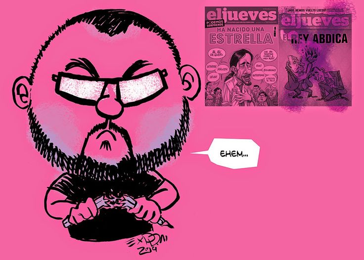 Asamblea de Majaras #31 | Exprai - Marrazkilaria · Dibujante · Illustrator