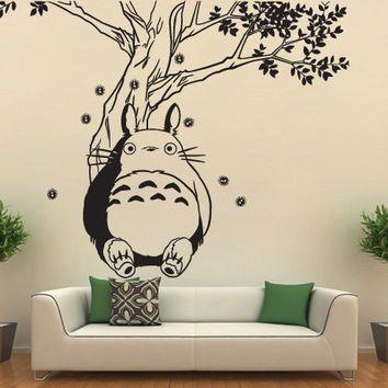 Déco Totoro (2)