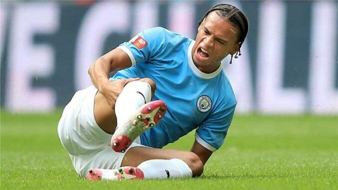 Sane Could Damaged His Acl Nationale