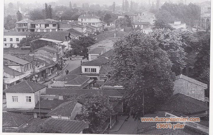 Tarihi Düzce 1960 yılı