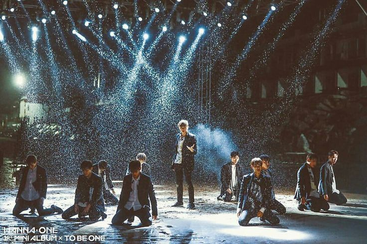 [Behind The Scene] Wanna One - Burn It Up