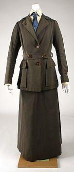 uniform, 1910s