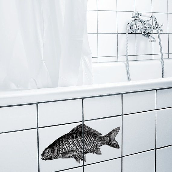 Heb je een leuke plek om huur, maar griezelig tegels in de badkamer of keuken? Zelfklevende decoren door BOUBOUKI helpen er. Waterdicht en UV-bestendige, ze zijn geschikt voor alle natte zones. >>> Betere huizen en tuinen Magazine 01/2011 Of ter dekking van scheuren of gaten nu is, u wilt uw badkamer missen een individuele notitie of moe van de saaie witte keuken tegels - deze tegels stickers toestaan veel ontwerpmogelijkheden. Gedrukt met UV-inkten op witte PVC-folie en afgew...