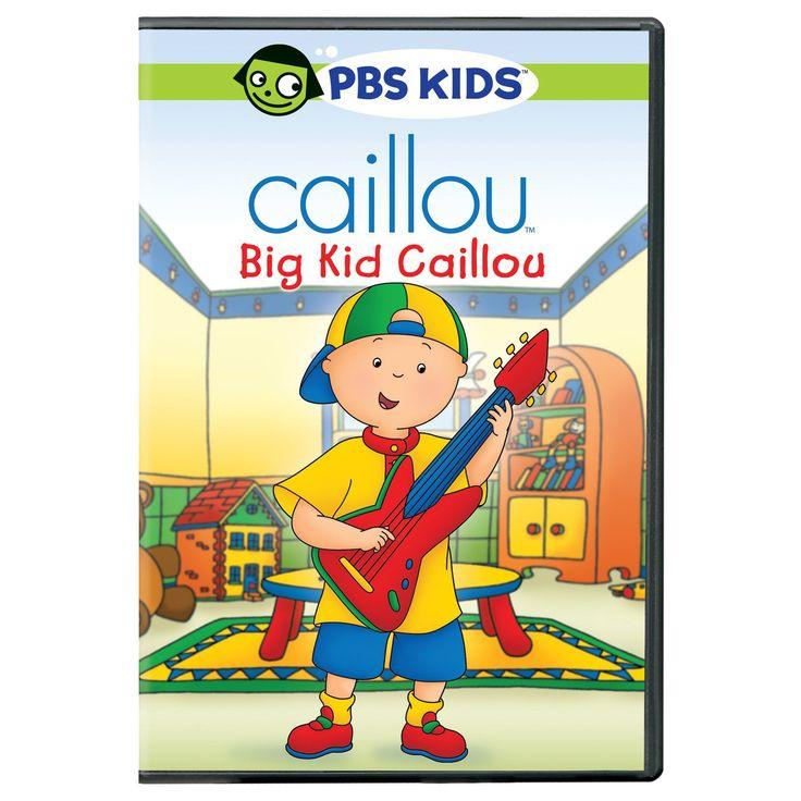 Caillou: Big Kid Caillou DVD