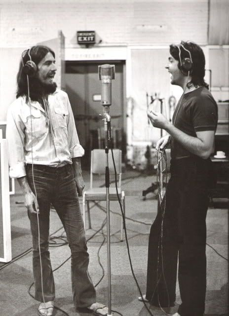 THE BEATLES 'Abbey Road' recording sessions, 40th Anniversary in ...