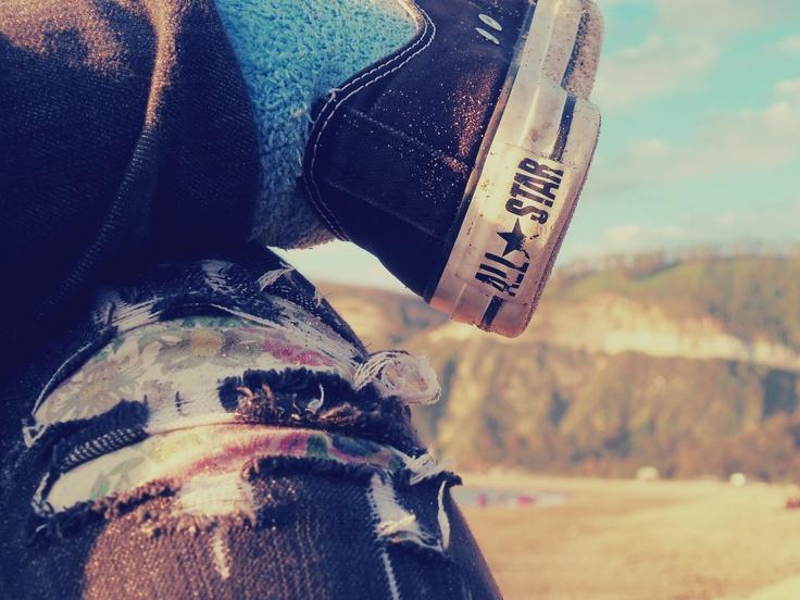 my converse ♥