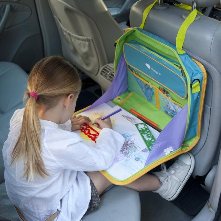 Pintar en el coche ya es una realidad con esta pizarra - Pizarra ninos imaginarium ...