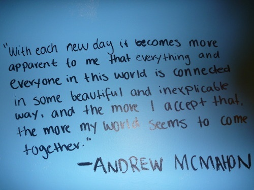 Andrew McMahon in the Wilderness -