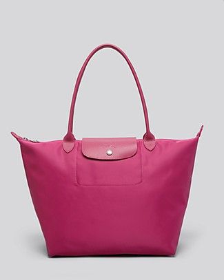 Longchamp Tote - Exclusive Le Pliage Neo Large | Bloomingdale's
