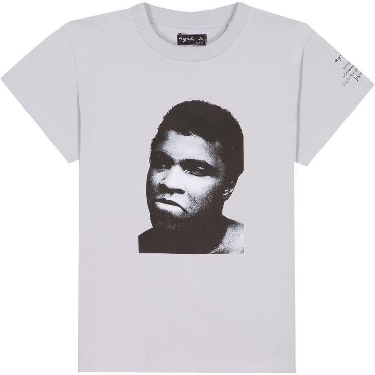 T-shirt mixte Mohamed Ali