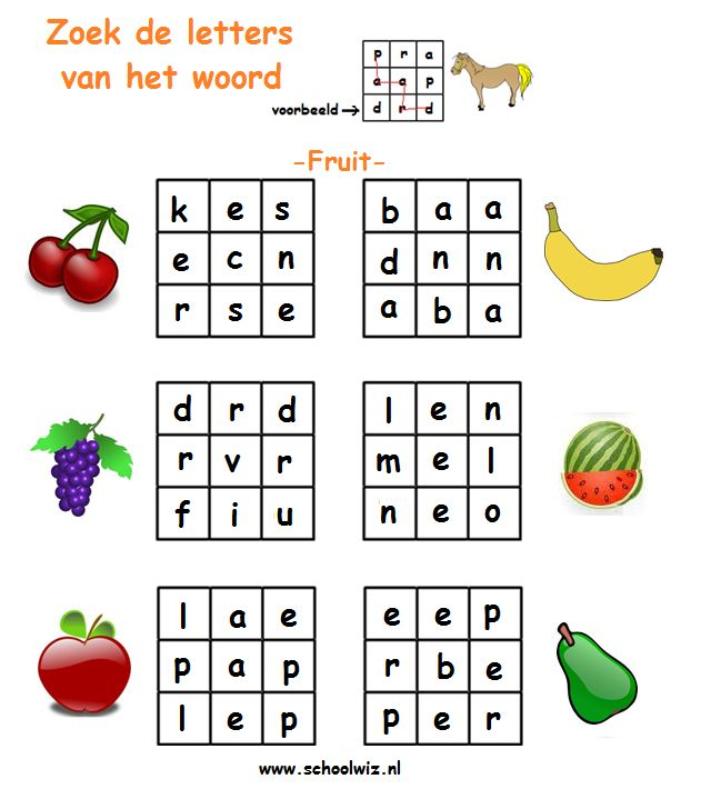 466 Best Images About Groep 3&4: Taal/Spelling On