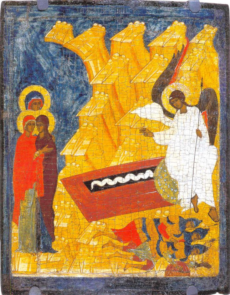 Catholic Caucus: Daily Mass Readings, 04-07-12, Holy Saturday - Vigil in the Holy Night of Easter