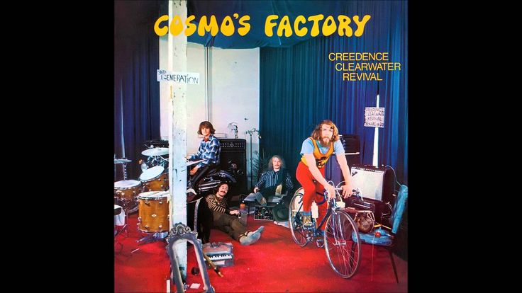 Creedence Clearwater Revival Cosmo's Factory Review