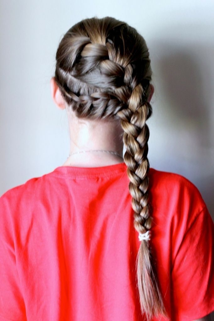 Cute Hairstyle For Volleyball Girls Usa Volleyball Hairstyles Boys ...