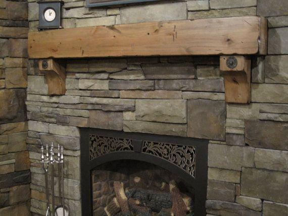Barn Beam Corbels Google Search Fireplace Pinterest