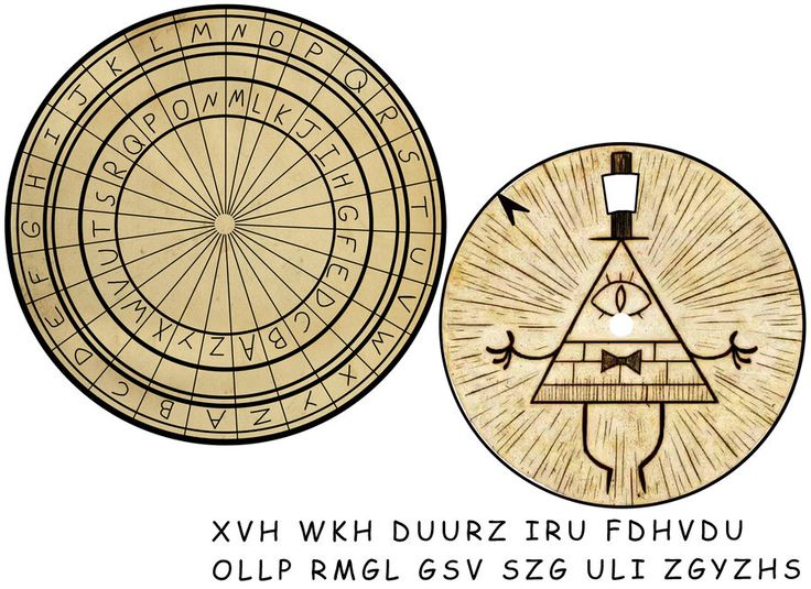 Gravity+Falls+Journal+Pages+and+Documents | Gravity Falls Decoder by Narrikatasha
