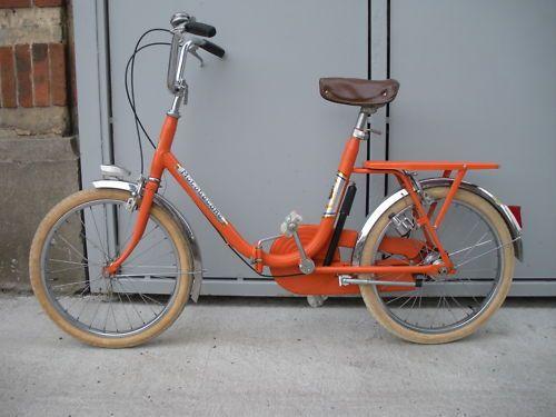 mon mini vélo des années 70