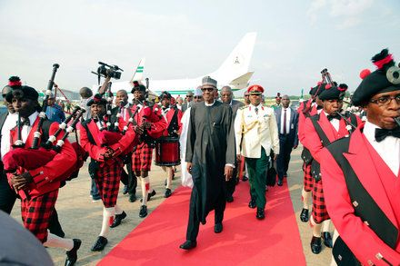 President Buhari Returns to Nigeria Facing Serious Challenges