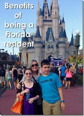 The Benefits of Being Florida Resident Passholder at Disney World - Travel With The Magic | Travel Agent | Disney Vacation