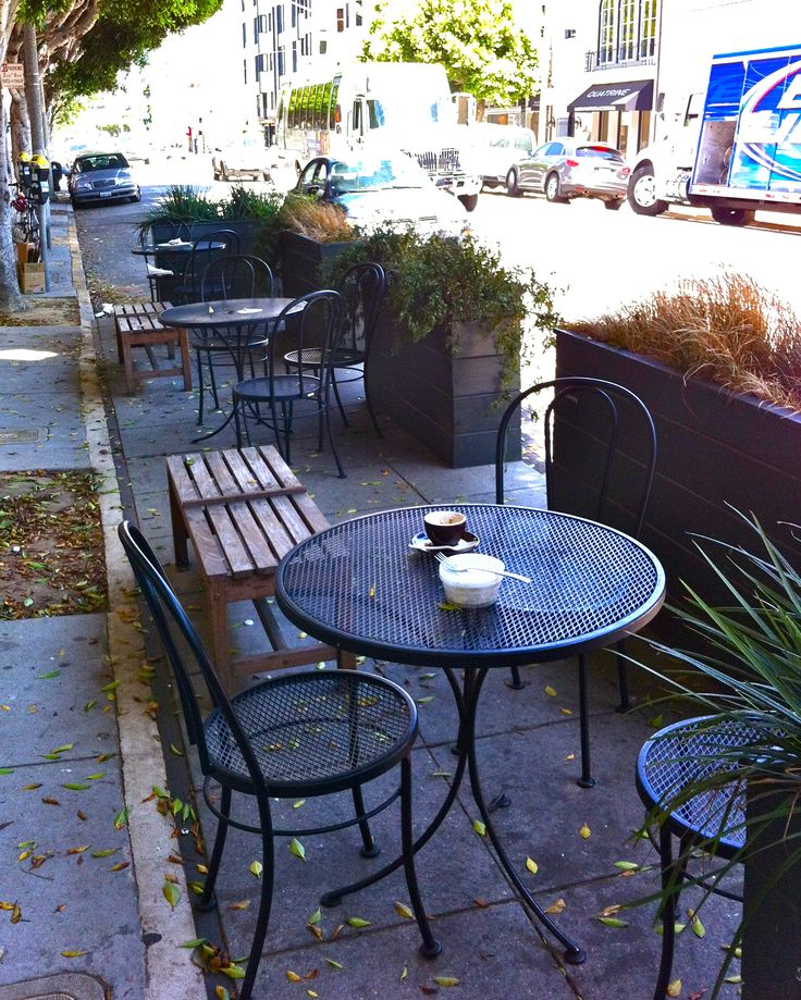Mapping All 43 Awesome San Francisco Public Parklets -