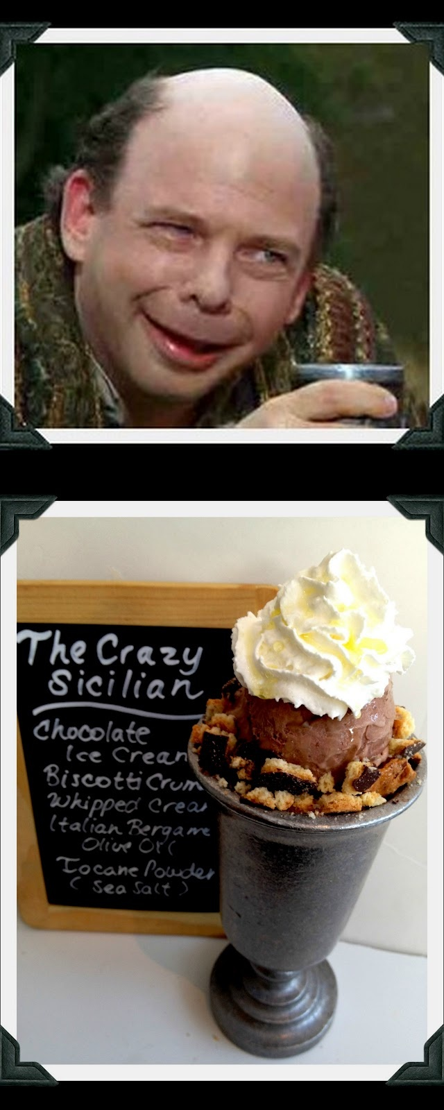 *Rook No. 17: recipes, crafts & whimsies for spreading joy*: Inconceivable Sundaes: A Princess Bride Ice Cream Party