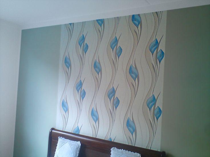 Výsledek obrázku pro tapety v ložnici