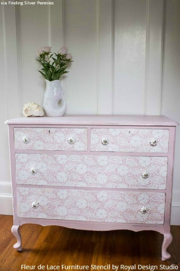 Furniture Makeovers Simple Techniques for Transforming Furniture with Paint Stains Paper Stencils and More