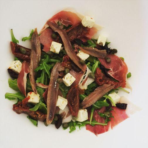 recette rapide du midi salade d t. Black Bedroom Furniture Sets. Home Design Ideas