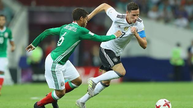 Auch gegen Mexiko DFB-Kapitän: Julian Draxler