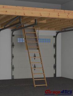 Image Result For Build Garage Mezzanine