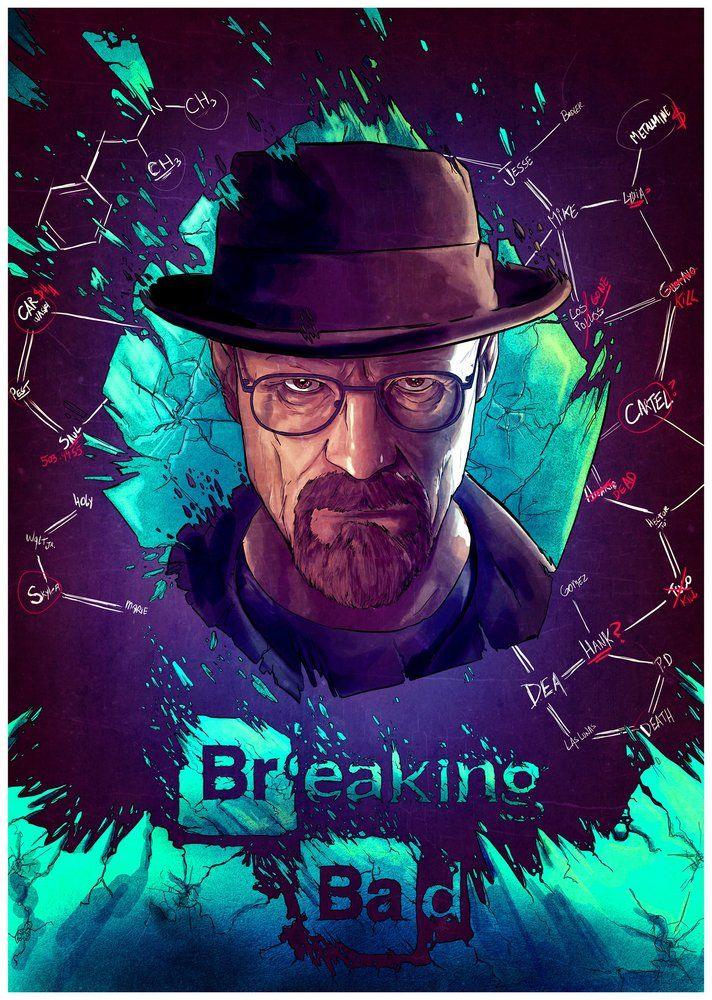 Breaking Bad por barberanicolas | Dibujando