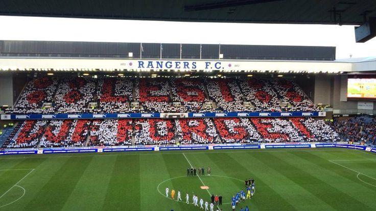 Rangers Football Club, Scotland