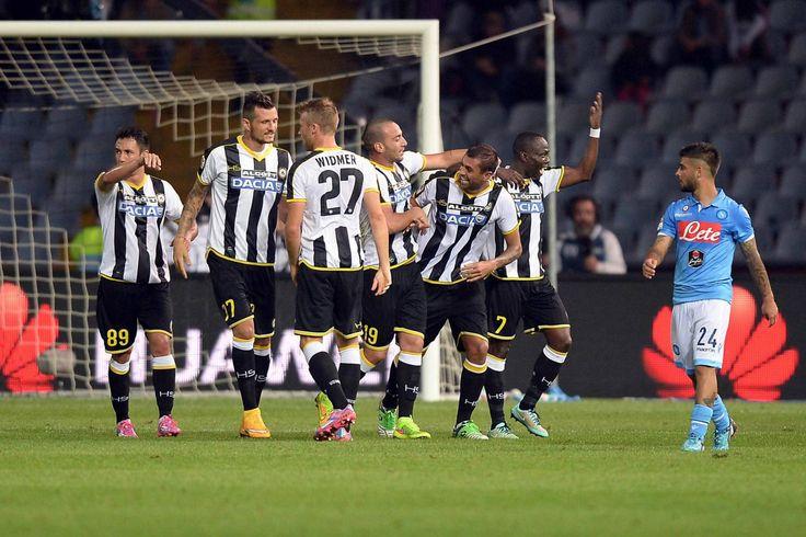 @Udinese l'Udin bianconera #9ine