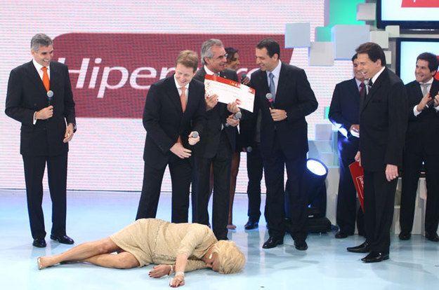 momento classico tv brasileira