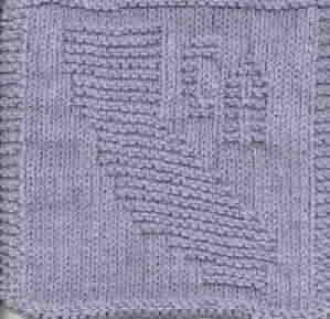 Knitted Dishcloth Patterns States : Dischcloth knitting patterns for all 50 states. Knitting & Crocheting ...