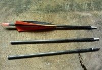 Three Piece Take Down Arrows - Self Reliance Outfitters™