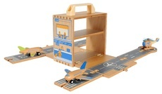 Tiger Tribe Wooden Airport Boxset